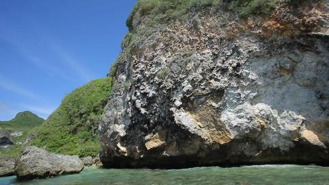 Till Down : Tropical Island, Beach, Saipan Footage