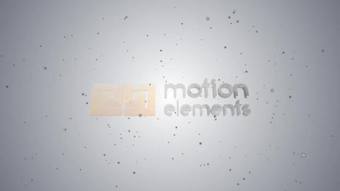 Elegant Simple Logo After Effects Template