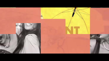 Color Transition Line After Effects Template