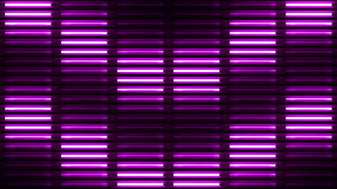 Neon Lights Flashing VJ Wall Stage Background Animation