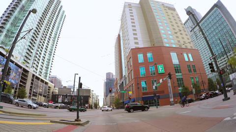 Downtown Denver Footage