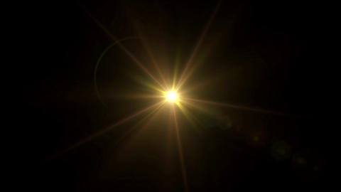 Lens Flare Effect 1