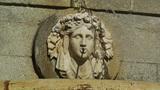 Antic European Fountain 01 Footage