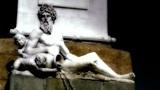 Antic European Fountain 05 sytlized Footage
