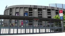 Estadi Camp Nou 03 pans Footage