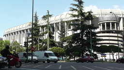 Estadio Santiago Bernabeu Madrid 13 Footage