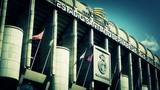 Estadio Santiago Bernabeu Madrid 19 stylized Footage