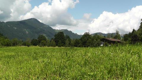 European Alps Austria 18 Stock Video Footage