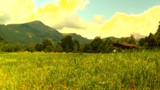 European Alps Austria 34 stylized Footage