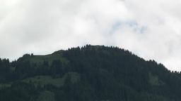 European Alps Austria Clouds Timelapse 05 Footage