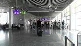 Frankfurt Airport Germany 01 Footage