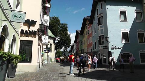 Kitzbuhel Austria 03 Footage