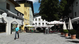Kitzbuhel Austria 06 Stock Video Footage