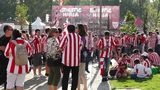 Madrid before Copa del Rey Final 2012 Athletic Bilbao Fans 09 Footage