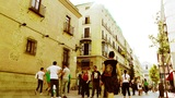 Madrid Calle De Arenal 04 stylized Footage