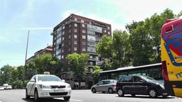 Madrid Calle De Segovia 01 Footage
