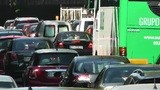 Madrid Cuesta De San Vicente 03 traffic Footage