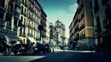 Madrid Downtown 06 stylized Footage