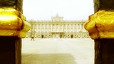 Madrid Palazzo Reale 06 stylized Footage