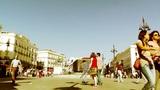 Madrid Plaza De La Puerta Del Sol 05 stylized Footage