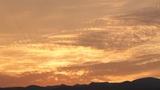 the setting sun 夕日 Footage