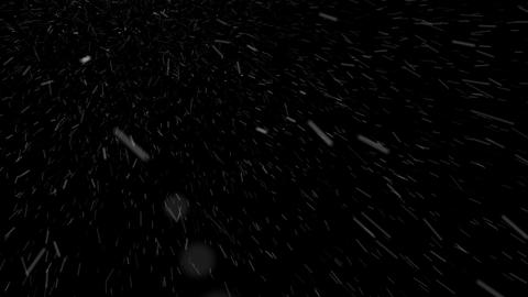 Snow Storm Stock Video Footage