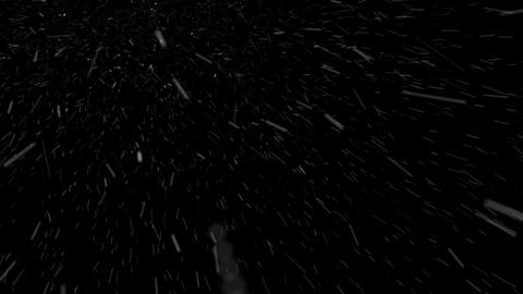 Snow Storm Stock Video Footage