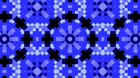 Kaleidoscope Hex 2 Aa 2 HD Stock Video Footage