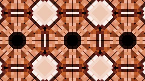 Kaleidoscope Hex 2 Ab 1 HD Stock Video Footage