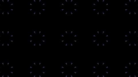 Kaleidoscope Hex 2 Ac 1 HD Stock Video Footage