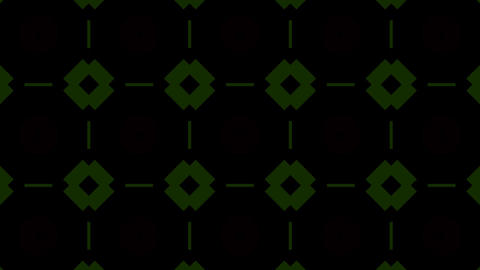 Kaleidoscope Hex 2 Ad 2 HD Stock Video Footage