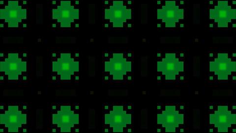 Kaleidoscope Hex 2 Bb 2 HD Stock Video Footage