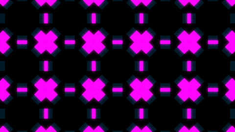 Kaleidoscope Hex 2 Bd 2 HD Stock Video Footage