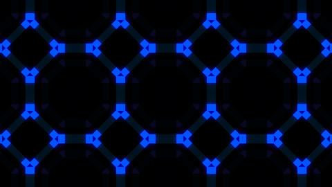 Kaleidoscope Hex 2 Cd 2 HD Stock Video Footage
