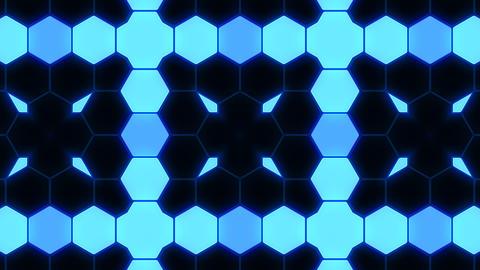 Kaleidoscope Hex 3 Ba 1 HD Animation