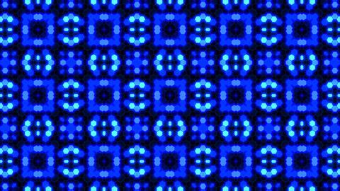 Kaleidoscope Hex 3 Ca 1 HD Stock Video Footage