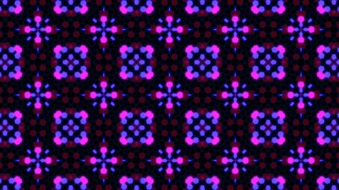 Kaleidoscope Hex 3 Ca 2 HD Stock Video Footage