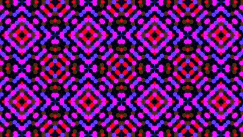 Kaleidoscope Hex 3 Cb 2 HD Animation