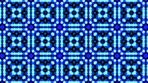 Kaleidoscope Hex 3 Cb 4 HD Stock Video Footage