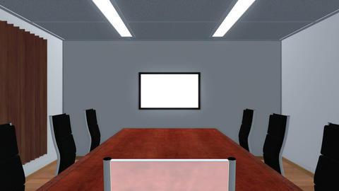 会議室 Stock Video Footage