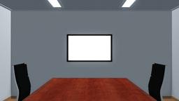 会議室 CG動画