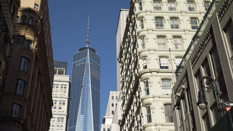 One World Trade Center stock footage