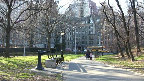Central Park ビデオ