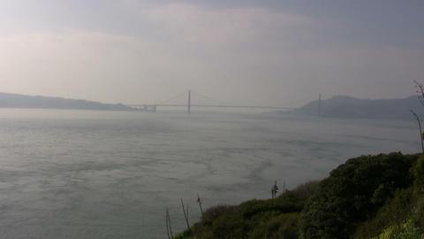San Francisco Bay Footage