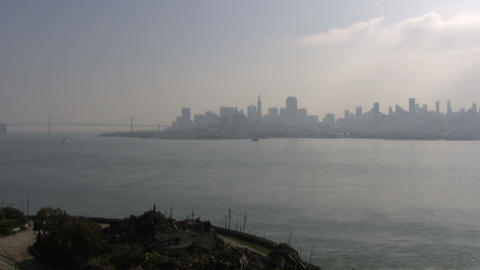 San Francisco Bay Footage