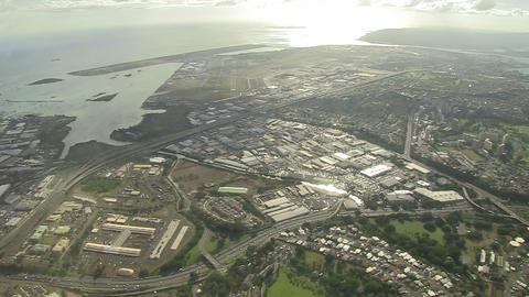 Honolulu International Airport Footage