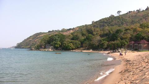 Nkhata Bay, Lake Malawi, Malawi Footage