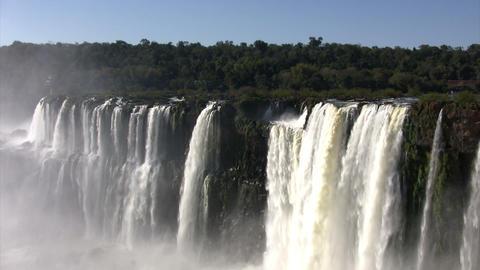 Iguazu Falls Footage