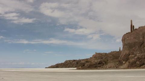 Salt Flats Footage