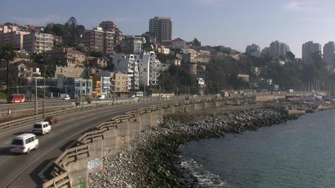 Vina del Mar, Chile Footage